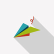 Airplane,Origami,Abstract,C...