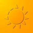 Symbol,Summer,Yellow,Vector...