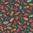 Birthday,Fun,Pattern,Cute,S...