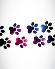 Backgrounds,Paw Print,Patte...