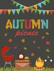 Barbecue,Picnic,Autumn Coll...