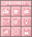 Business,Pink Color,Illustr...