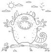 Coloring Book,Ilustration,O...