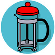 French Press,Coffee - Drink...