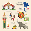 Thailand,Map,Infographic,Th...