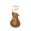 I Love You,Day,Cute,Vector,...
