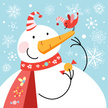 Snowman,Cards,Backgrounds,S...
