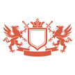 Coat Of Arms,Griffin,herald...
