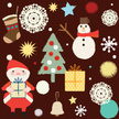 Ilustration,Vector,Christma...