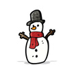 Snowman,Christmas,Cheerful,...