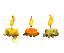 Watercolor Painting,Candle,...