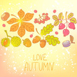 October,Ilustration,Nature,...