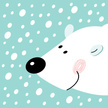 Bear,Christmas,Snow,Animal,...