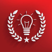 Symbol,Light Bulb,Red,Vecto...