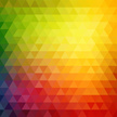 Spectrum,Abstract,Triangle,...