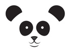 Smiling,Bear,Vector,Panda,C...