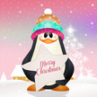 Snow,Christmas,Winter,Pengu...
