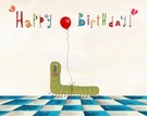 Birthday,Animal,Cartoon,Cat...
