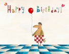 Birthday,Animal,Cartoon,Bir...