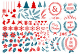 Christmas,Pine Cone,Silhouette,Set,Vector,Christmas Decoration,Leaf,Sign,Handwriting,Laurel Wreath,Snowflake,Bow,Wreath,Bow,Santa Claus,Acorn,Hat,Heart Shape,December,Ribbon,Sock,Christmas Ornament,White,Flower,Single Flower,Holiday,Ilustration,Fir Tree,Animal,Pine Tree,Antler,Design Element,Tree,Turquoise,Gift,Star Shape,Doodle,Deer,Reindeer,Red,Symbol,Computer Graphic,Green Color,Drawing - Art Product,Season,Winter