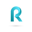 Letter R,Sign,Typescript,Id...