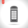 Telephone Booth,UK,Cultures...