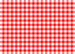 Checked,Pattern,Vector,Red,...