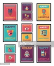 Love,Gift,Toy,Cheerful,Gree...