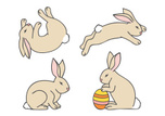 Rabbit - Animal,Jumping,Eas...