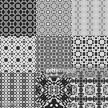 Curtain,Square,Pattern,Deco...