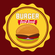 Burger,Lunch,Ilustration,Id...