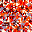 Vector,Mosaic,Abstract,Back...