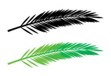 Palm Tree,No People,Vector,...
