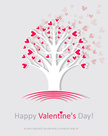 Tree,Heart Shape,Valentine'...