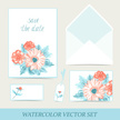 Bouquet,Backgrounds,Set,Gre...