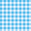 Tablecloth,Checked,Blue,Pat...