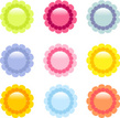 Interface Icons,Flower,Dais...