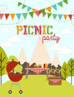 Picnic,Barbecue,Nature,Food...
