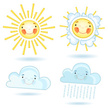 Weather,Smiling Sun,Smiling...