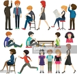 Computer Graphics,People,Chair,Table,Connection,Business,Human Body Part,Human Face,Front View,Side View,Rear View,Walking,Standing,Sitting,Backgrounds,Computer Graphic,Child,Adult,Illustration,Template,Men,Boys,Women,Vector,Background,less,2015,Business Finance and Industry