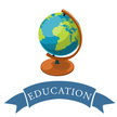 Education,Vector,Background...