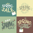 Sale,Springtime,Drawing - A...