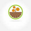 Agriculture,Circle,Abstract...