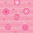Christmas,Pink Color,Snowfl...