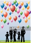 People,Happiness,Balloon,Ch...