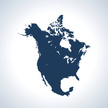 North,Ilustration,Canada,Th...