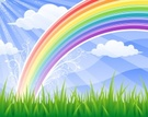 Rainbow,Backgrounds,Multi C...