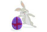 Pets,Easter Bunny,Holiday -...