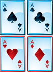 Cards,Ace,Glass - Material,...