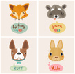 Symbol,Pets,Dog,Icon Set,Ra...